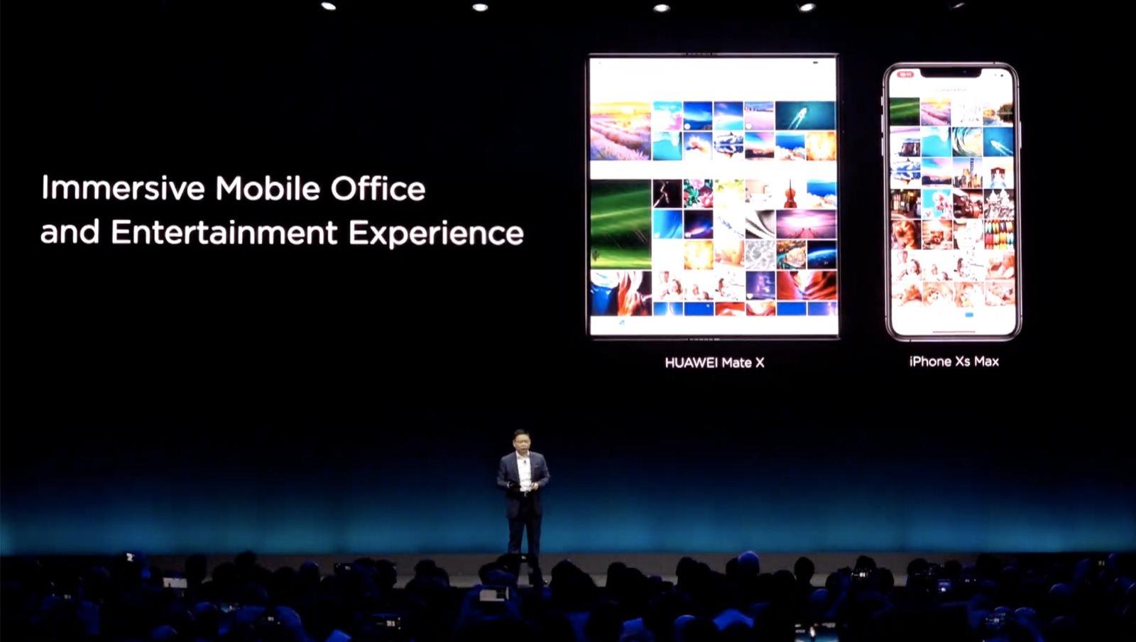 Huawei Mate X Foldable 11