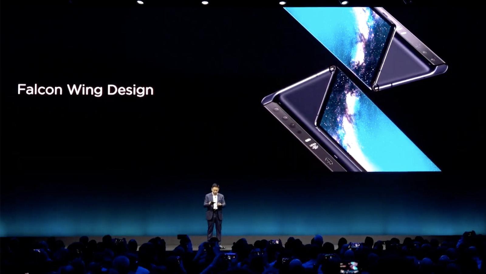 Huawei Mate X Foldable 16