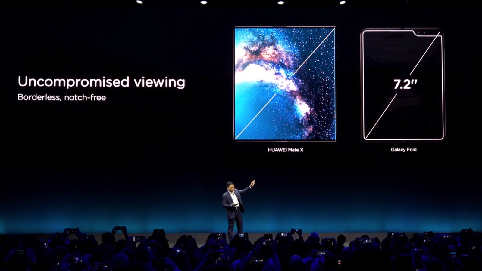 Huawei Mate X Foldable 17