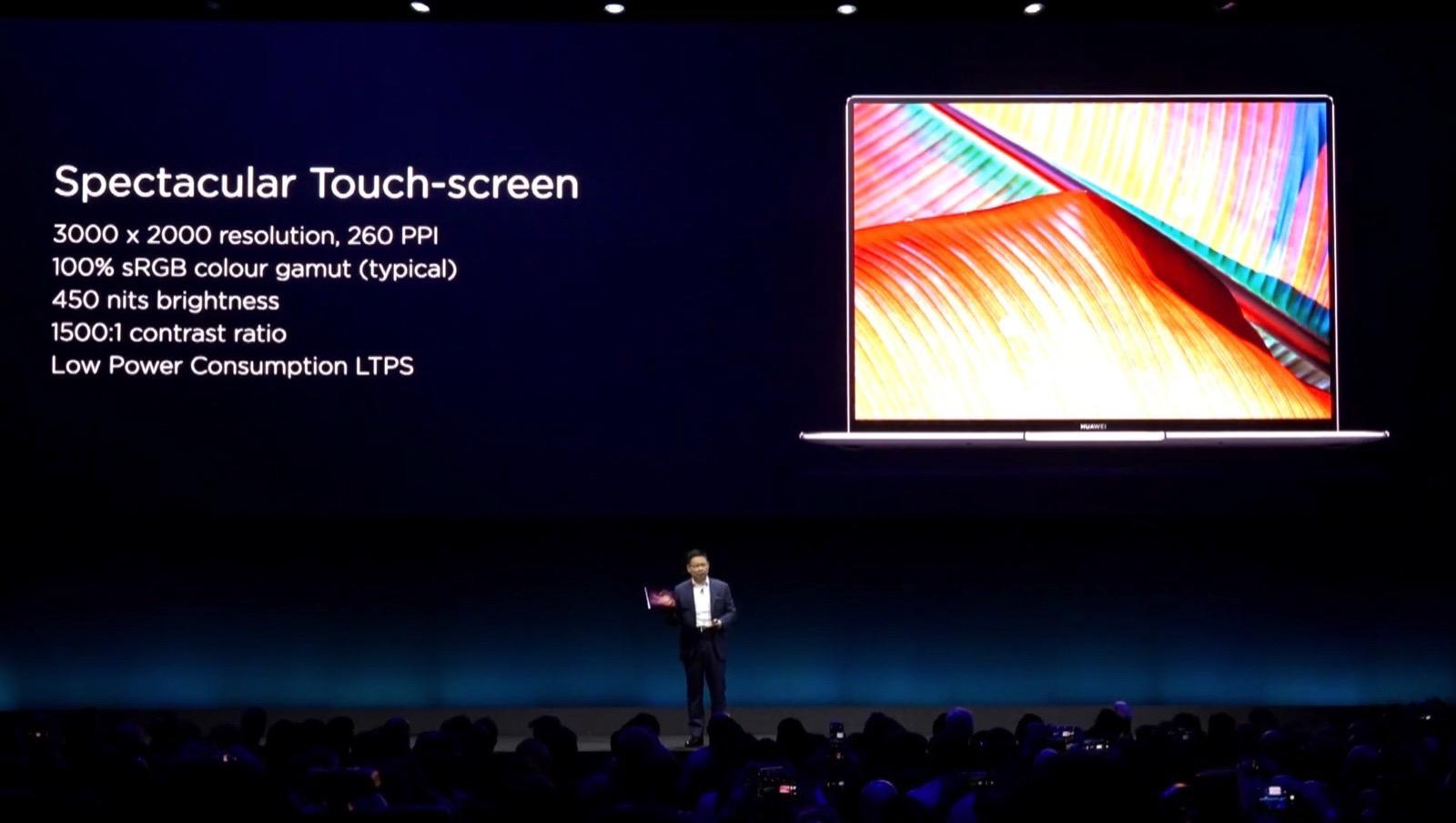 Huawei MateBook X Pro 05
