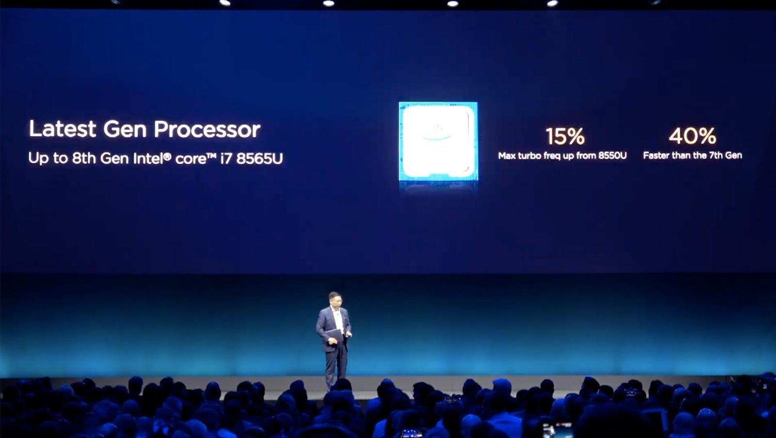 Huawei MateBook X Pro 08