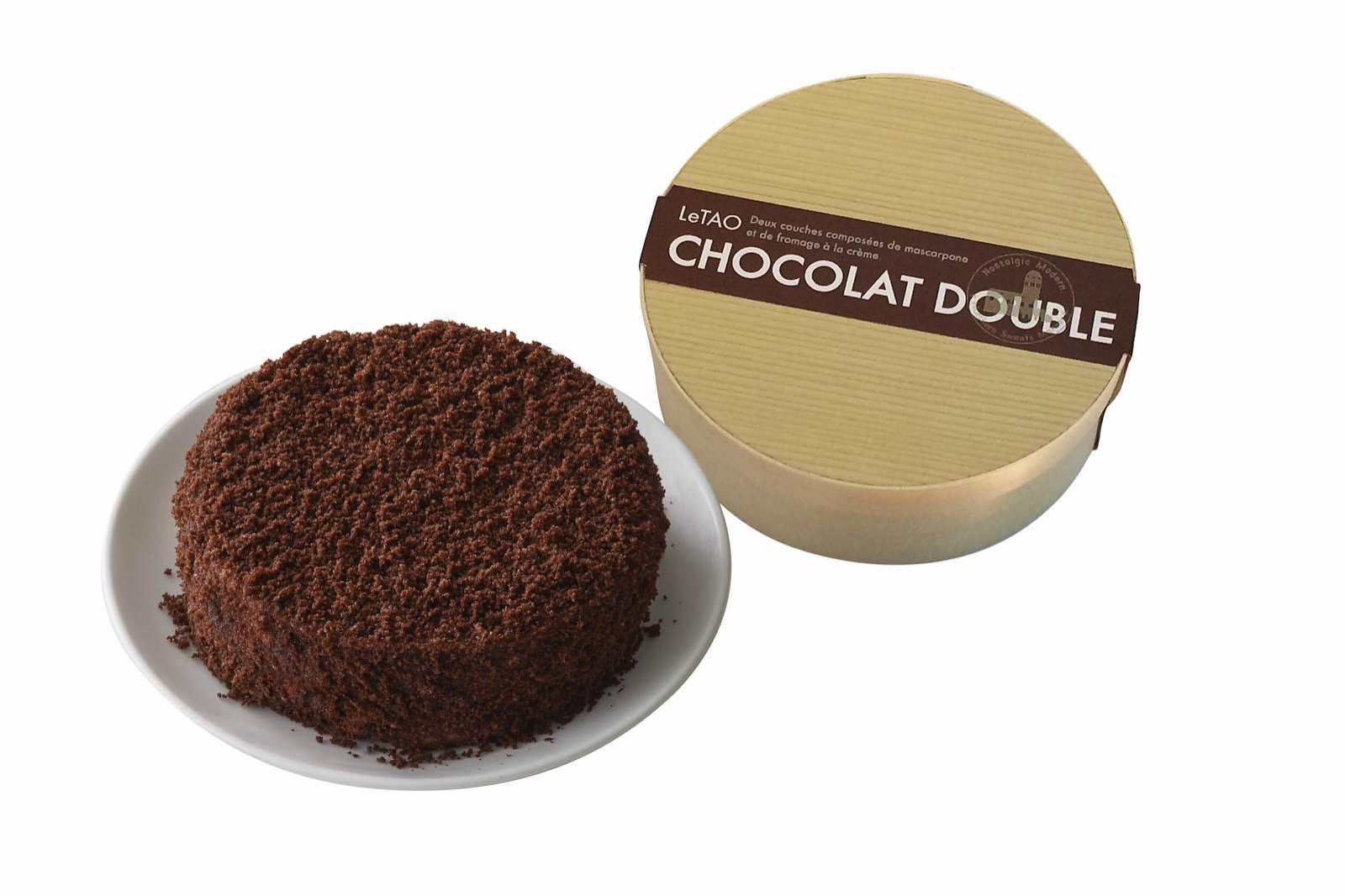 LeTAO Chocolat Double 4