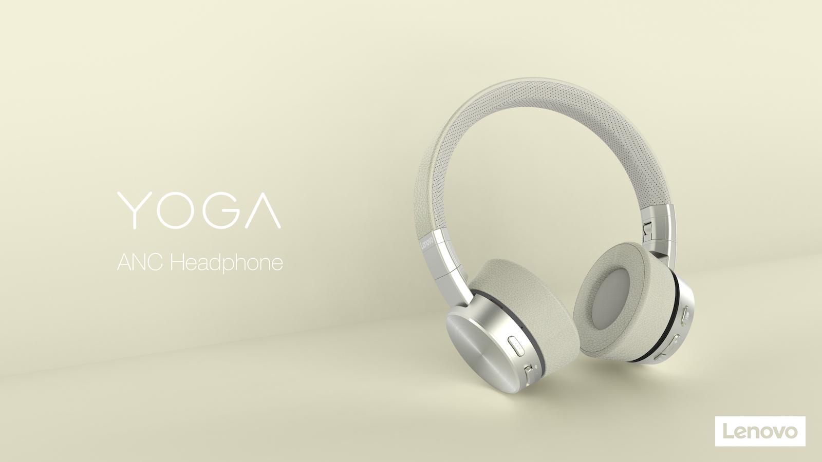 Lenovo Yoga ANC Headphones image 1