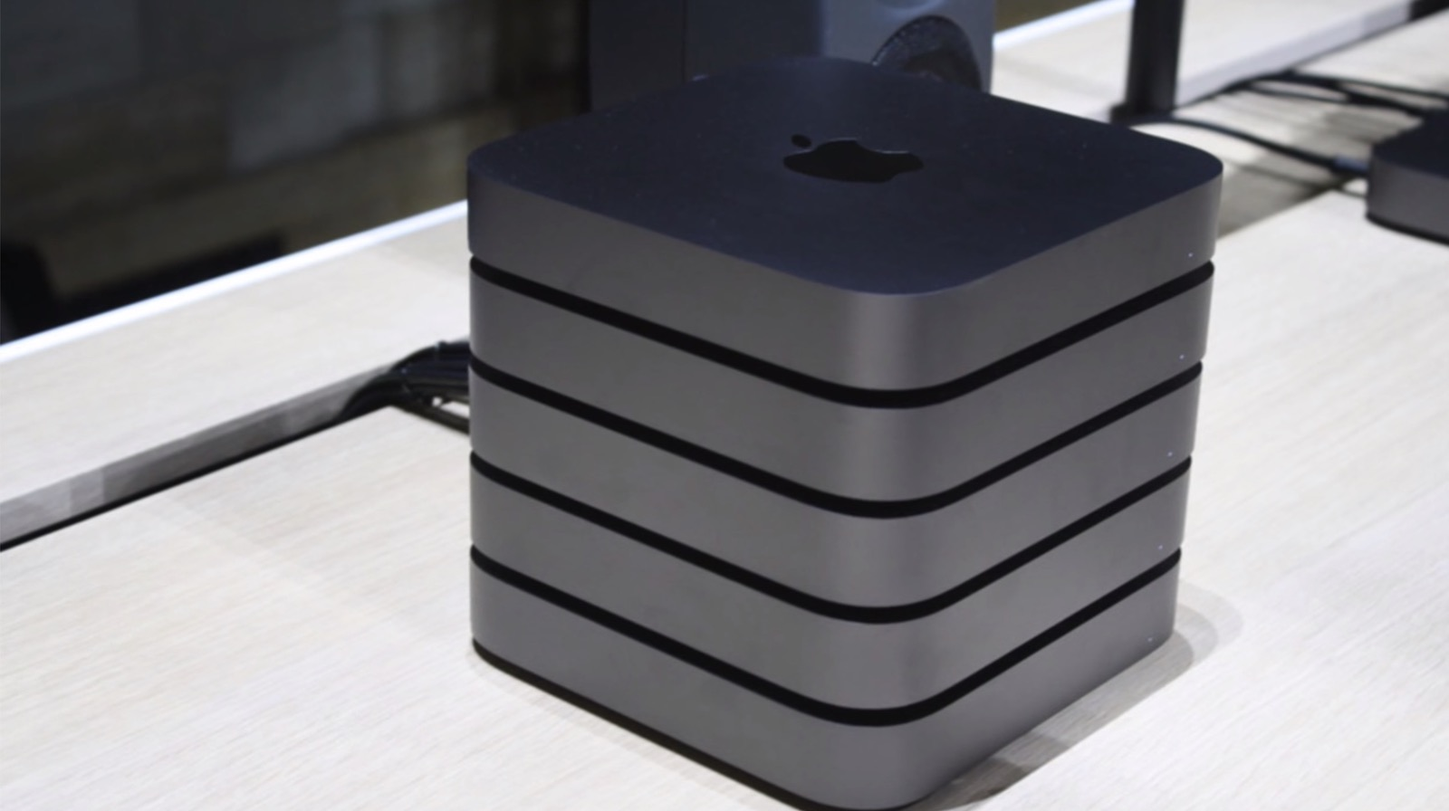 Mac mini stacked
