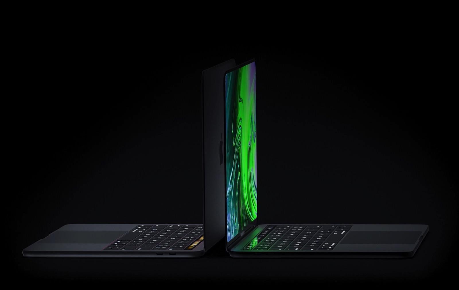 MacBook Pro(2019) concept