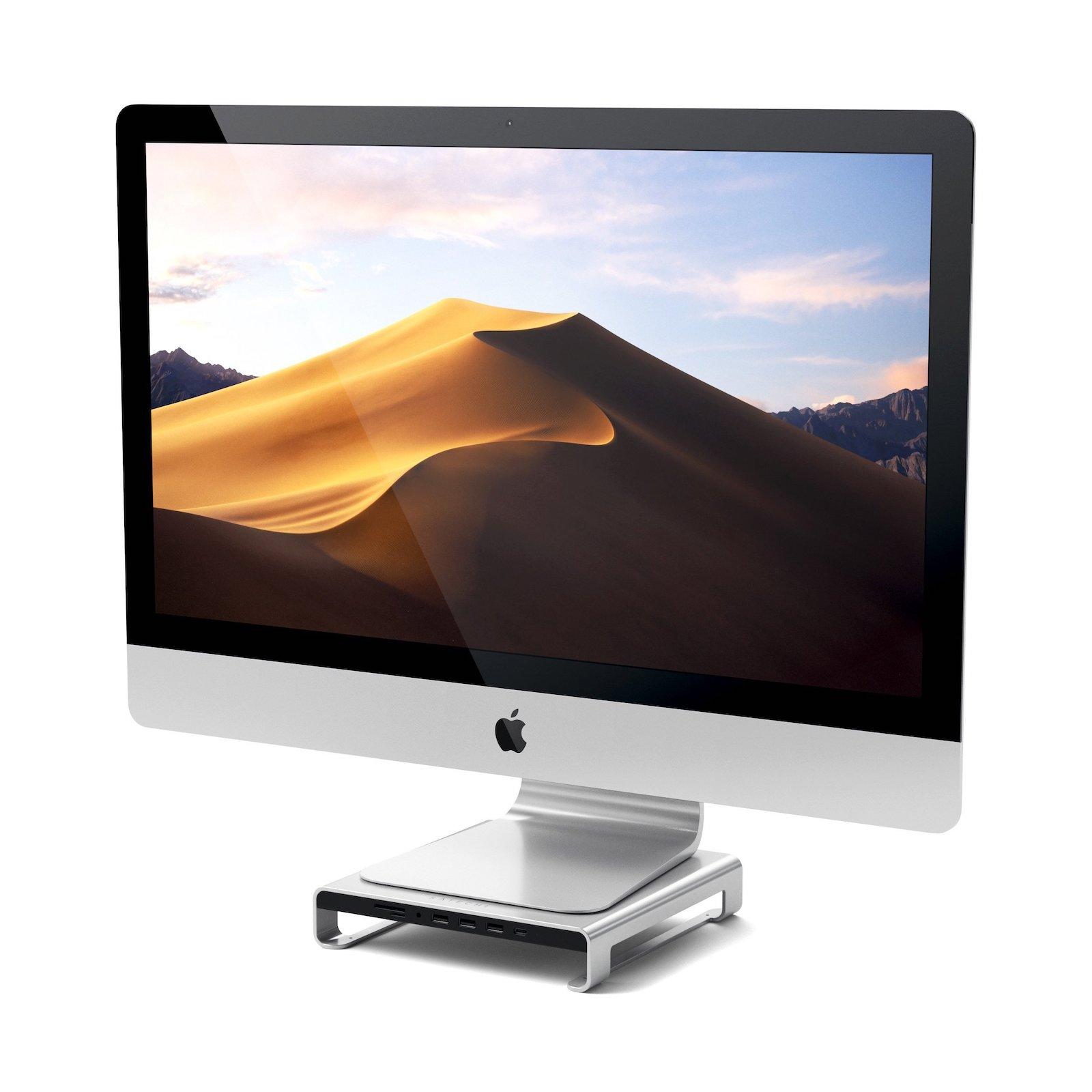SATECHI iMac Stand SILVER 9