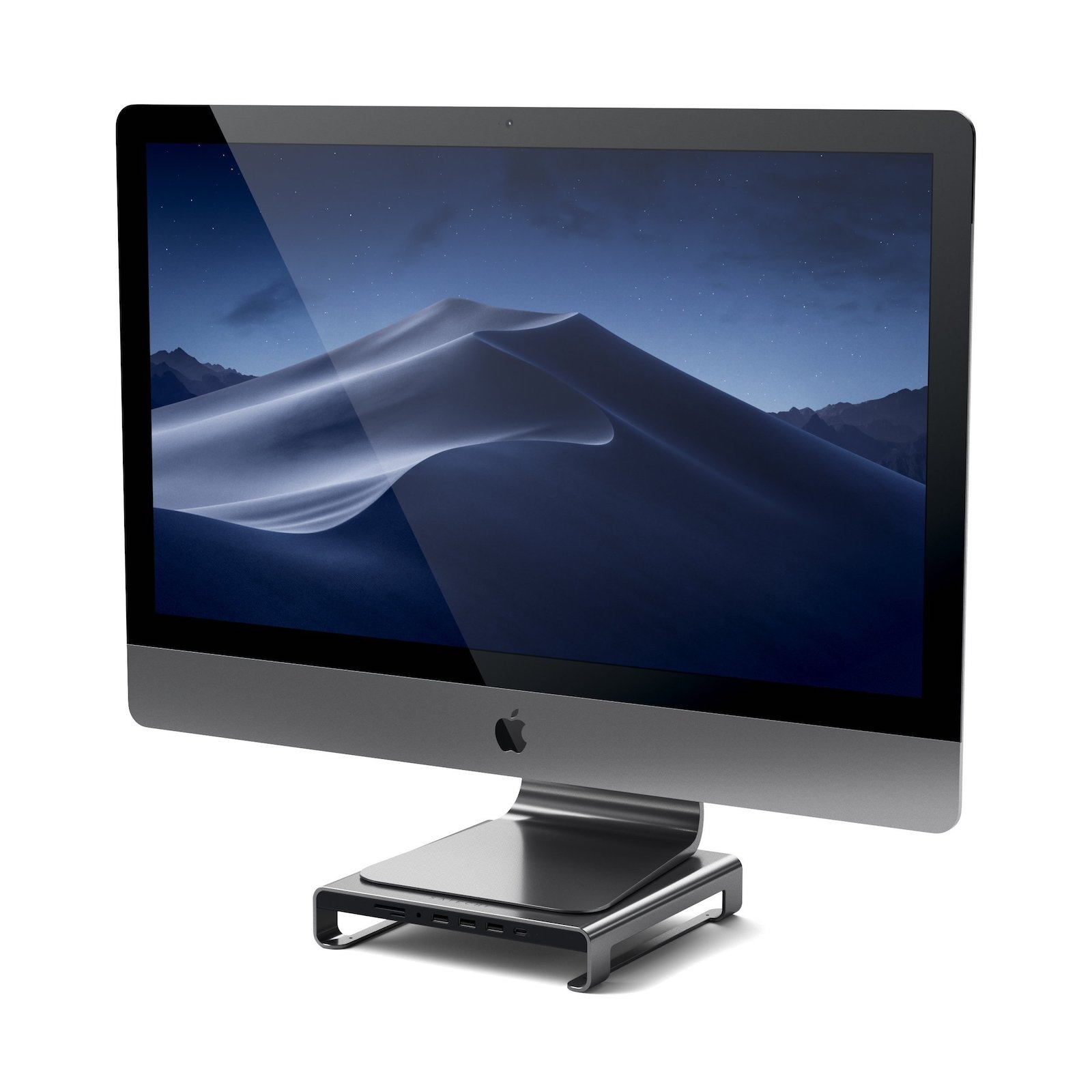 SATECHI iMac Stand SPACEGRAY 9
