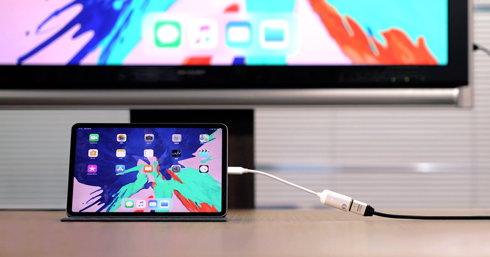 TUNWEAR USBC to HDMI v2 4K UHDTV Adaptor 04