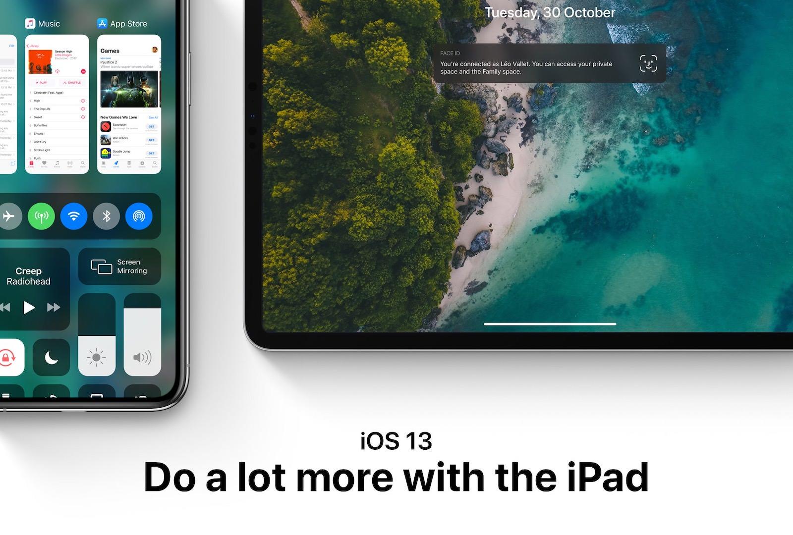 IOS 13 concept image 1