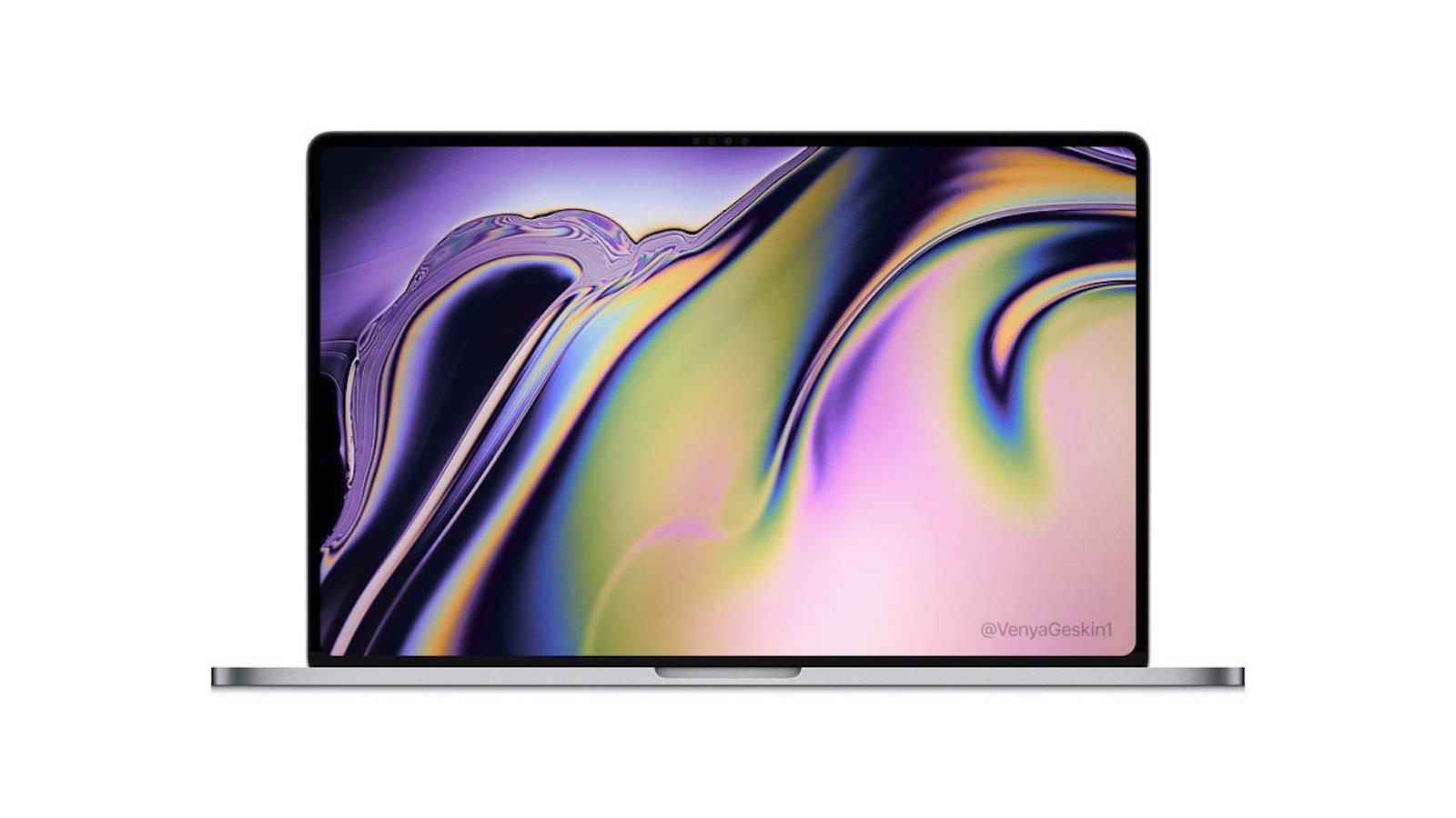 Macbook pro design concept bengeskin