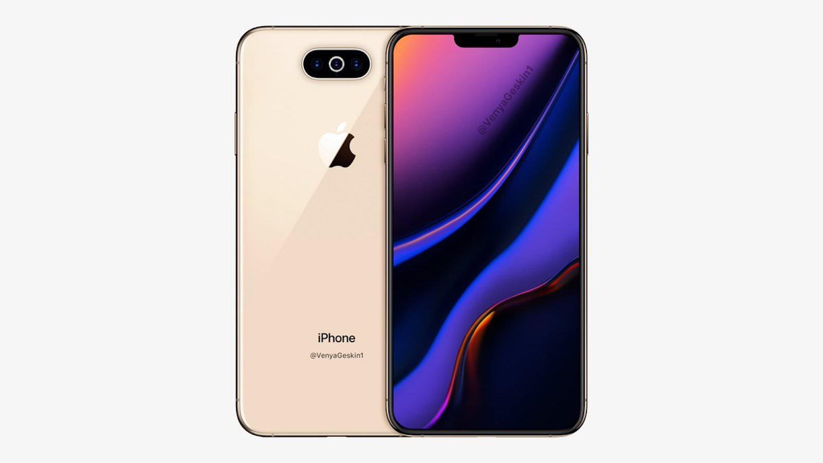 Next 2019 iphone model image