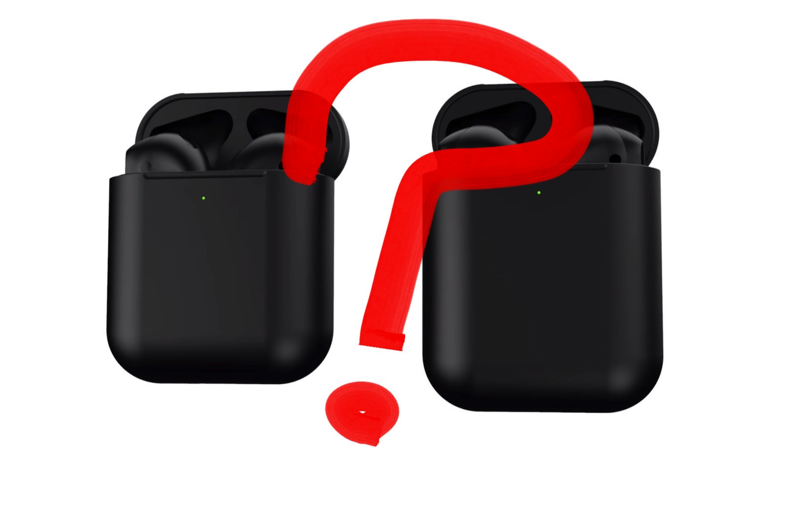 AirPods in Black