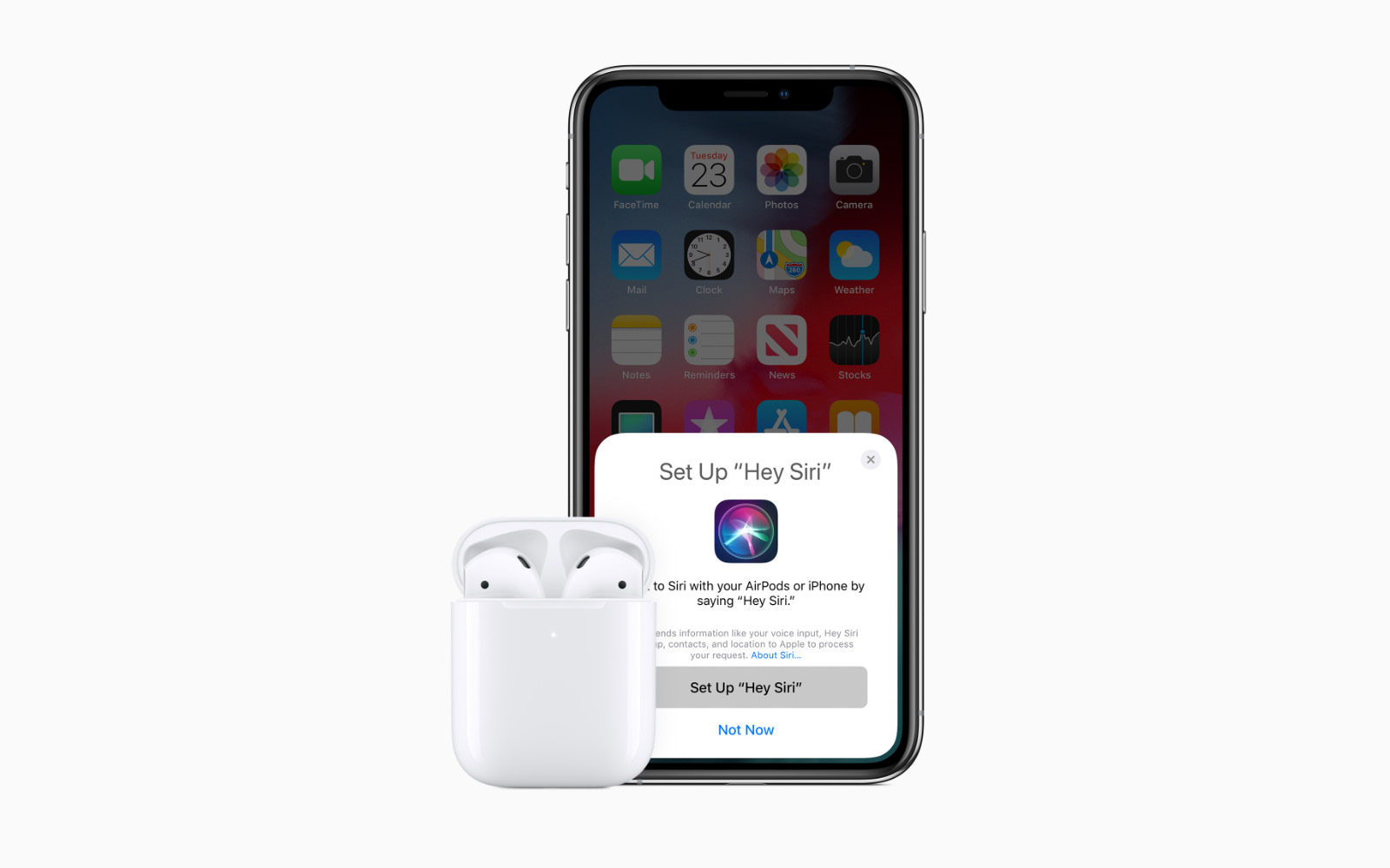 AirPods with Wireless Charging Case 2