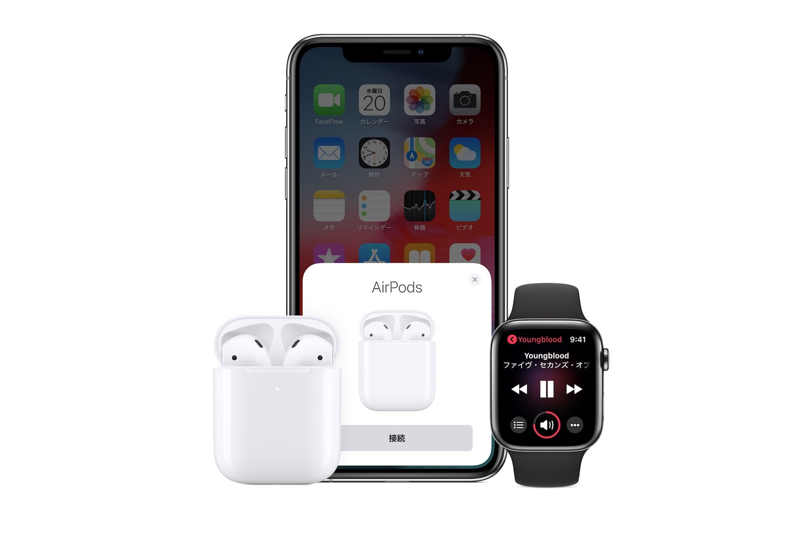 AirPods with Wireless Charging Case 3