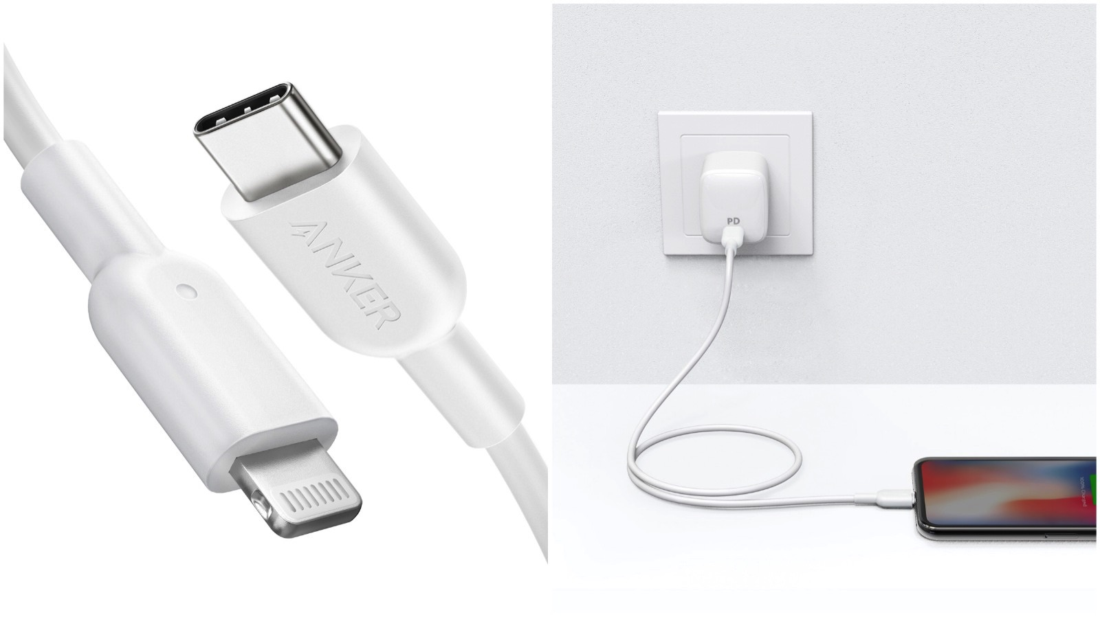 Anker PowerLine II USBC Lightning Cable 1