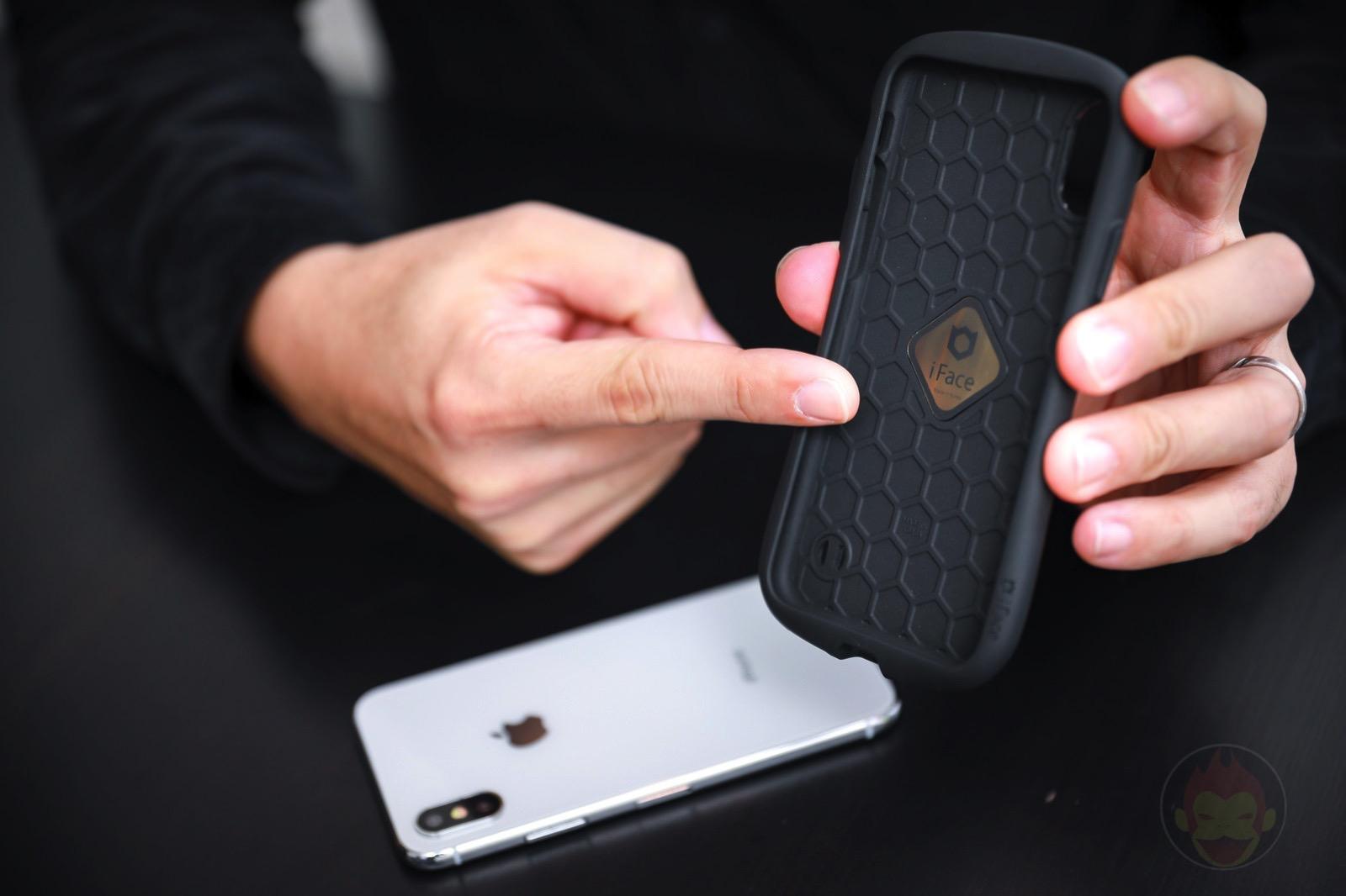 Hamee iFace iPhone Case PR 21