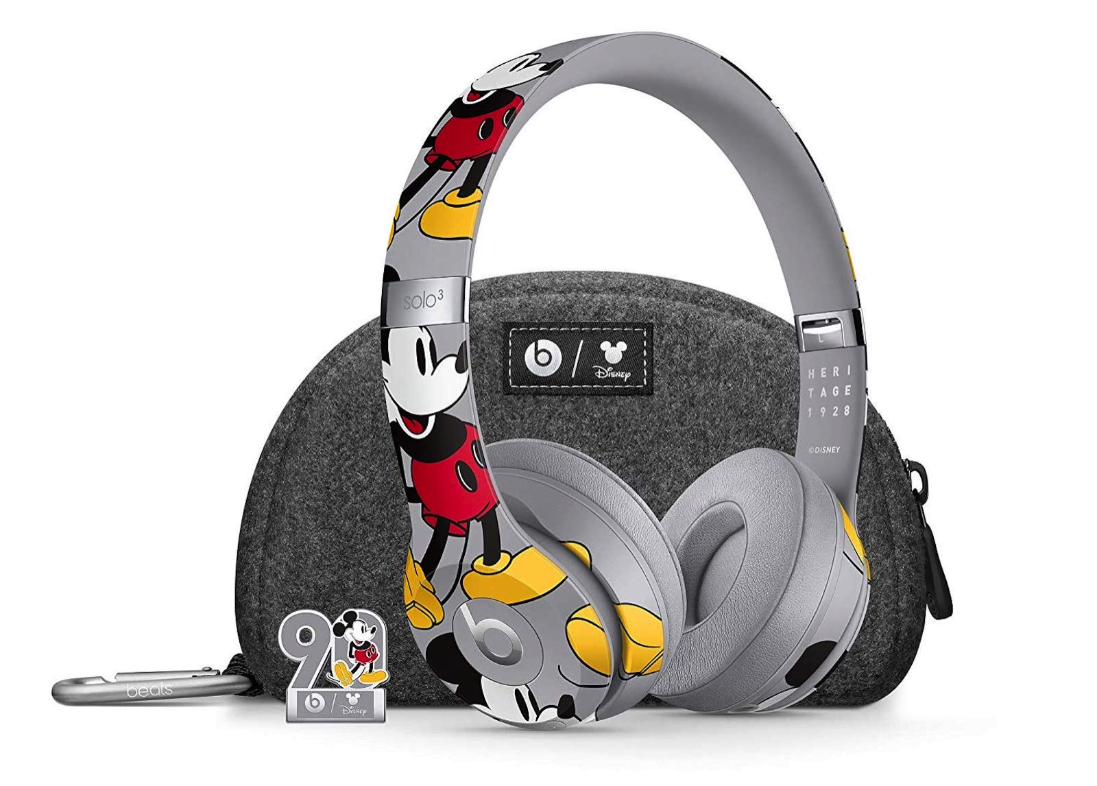 Mickey Collaboration Beats Heaphones