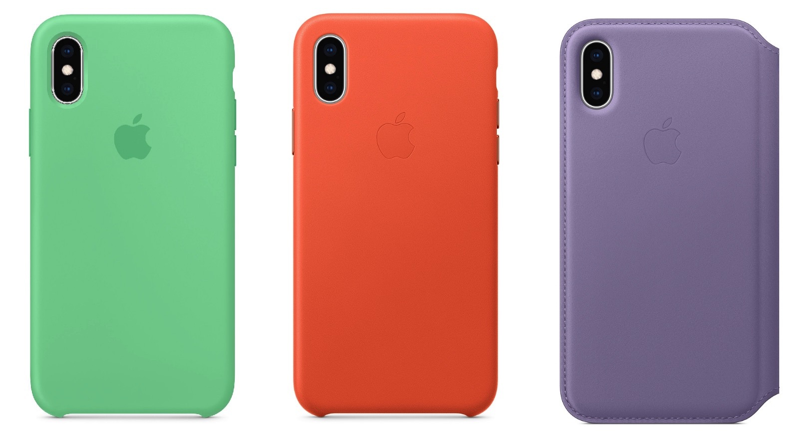 New Spring colors for iPhone