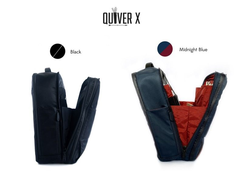Quiver X Backpack for Everything 07