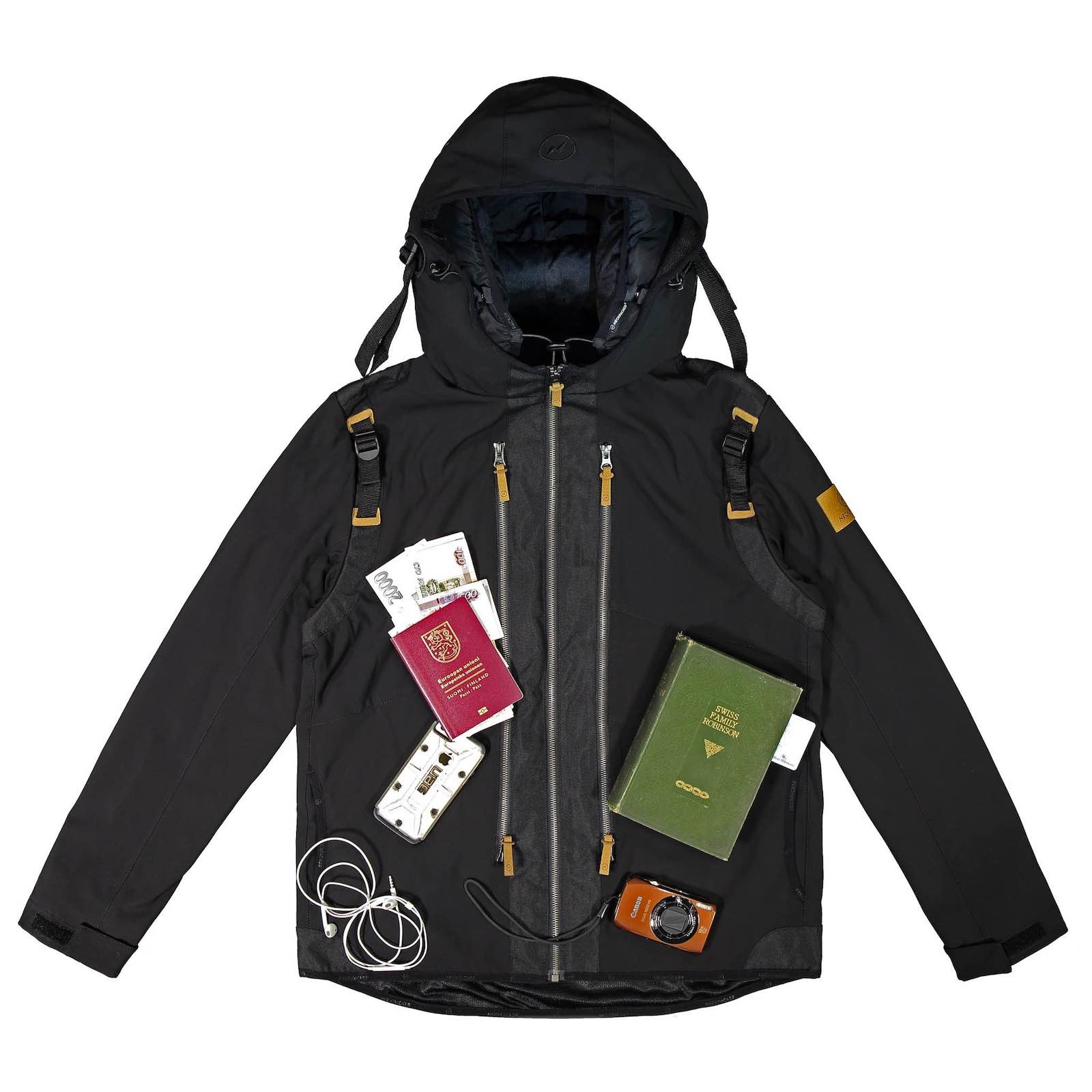 Netpacker Jacket