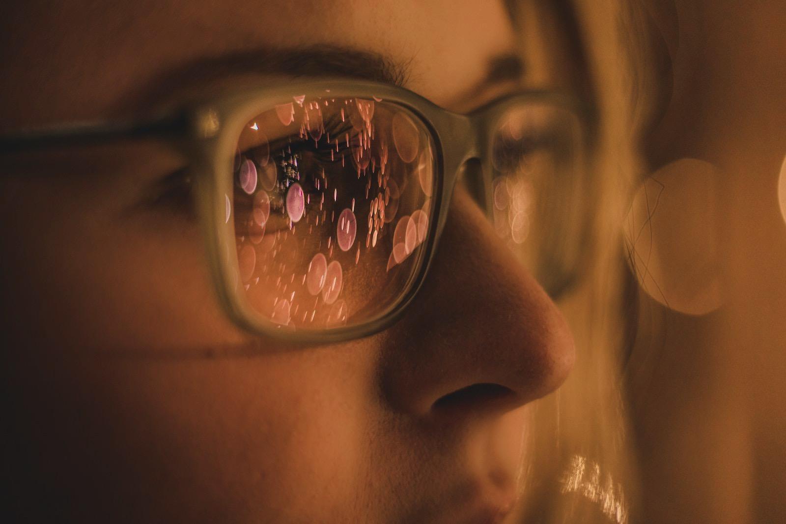 Christian wiediger 1210801 unsplash glasses with sci fi taste