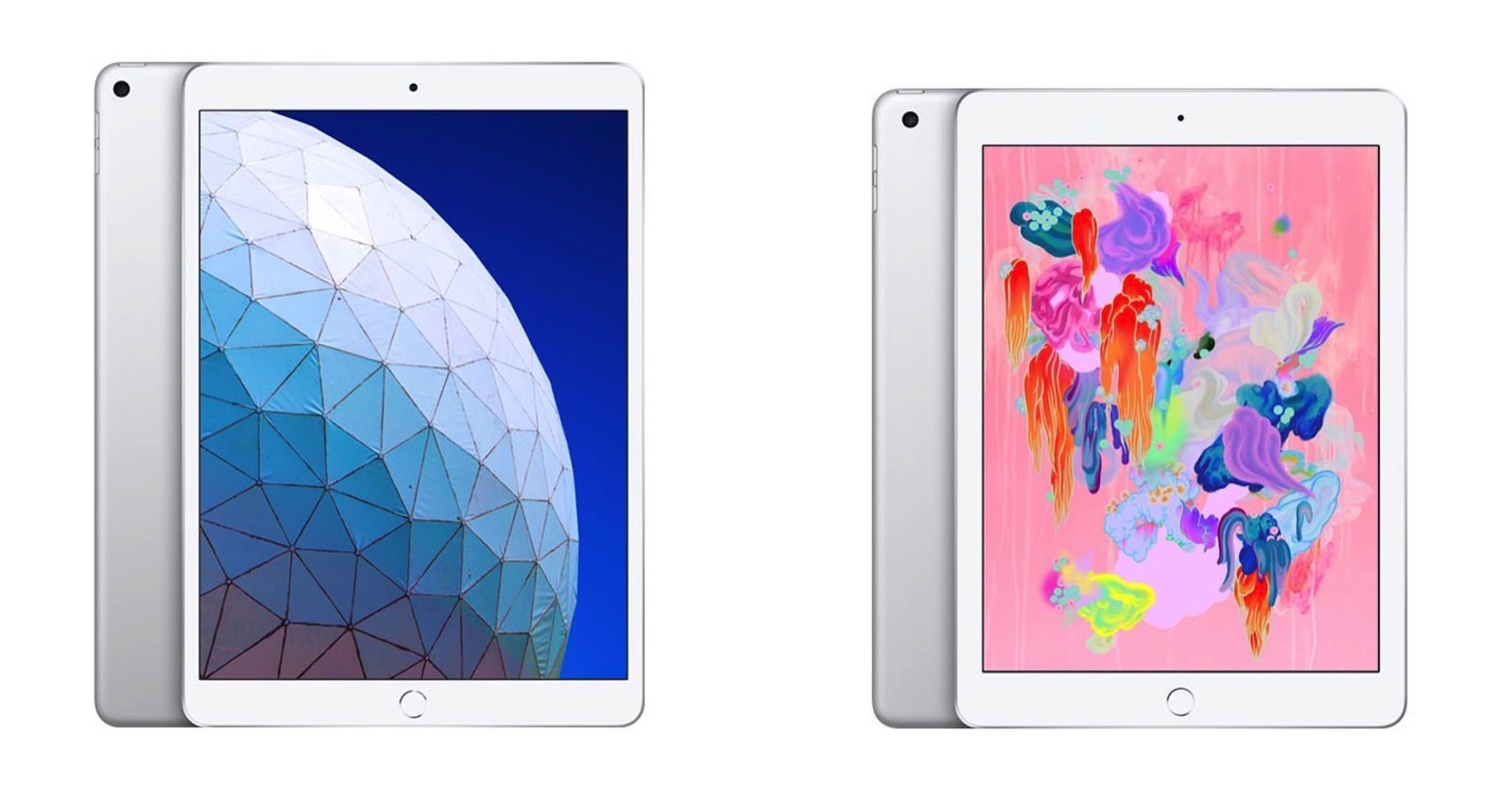 Ipad air vs ipad 6thgen