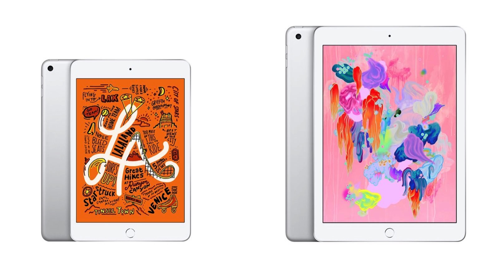 Ipad mini ipad comparison