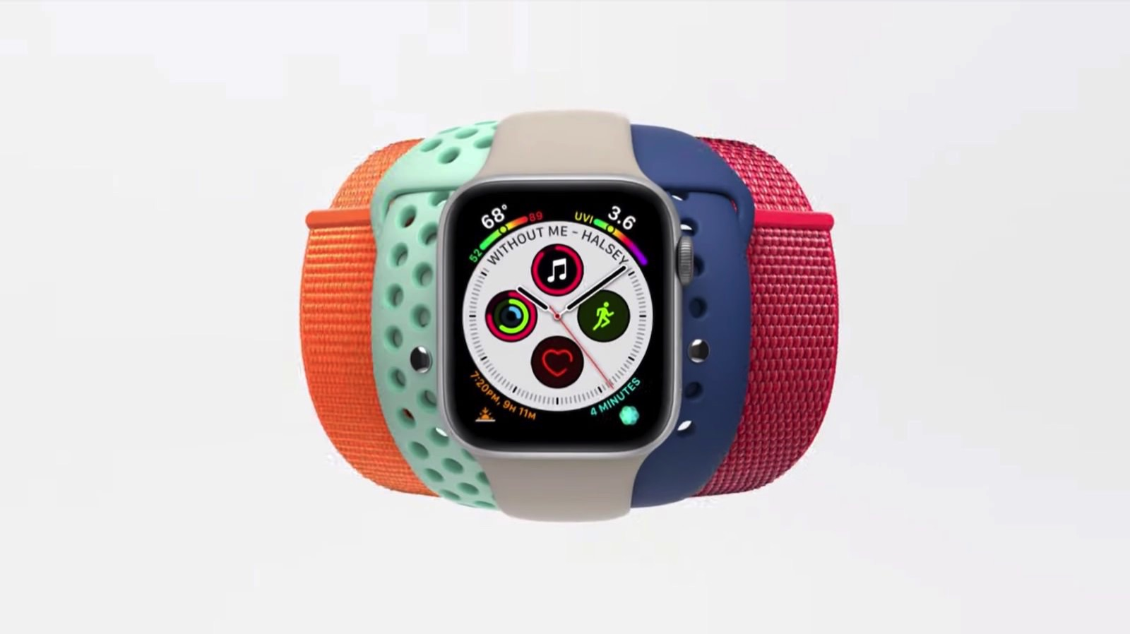 Apple New Watch Bands for Series 4