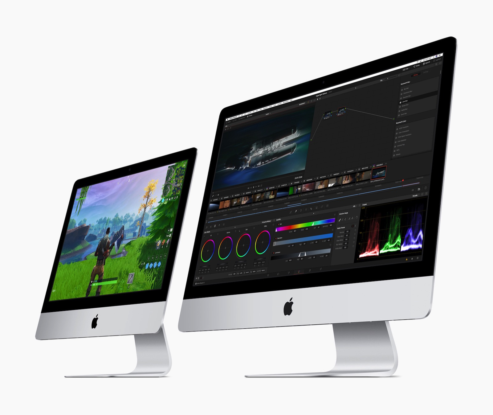 Apple iMac gets 2x more performance 21in and 27in 03192019