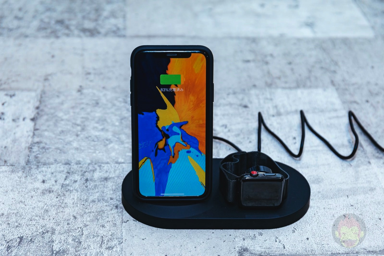 Belkin BOOST UP Wireless Charging Dock Review 01