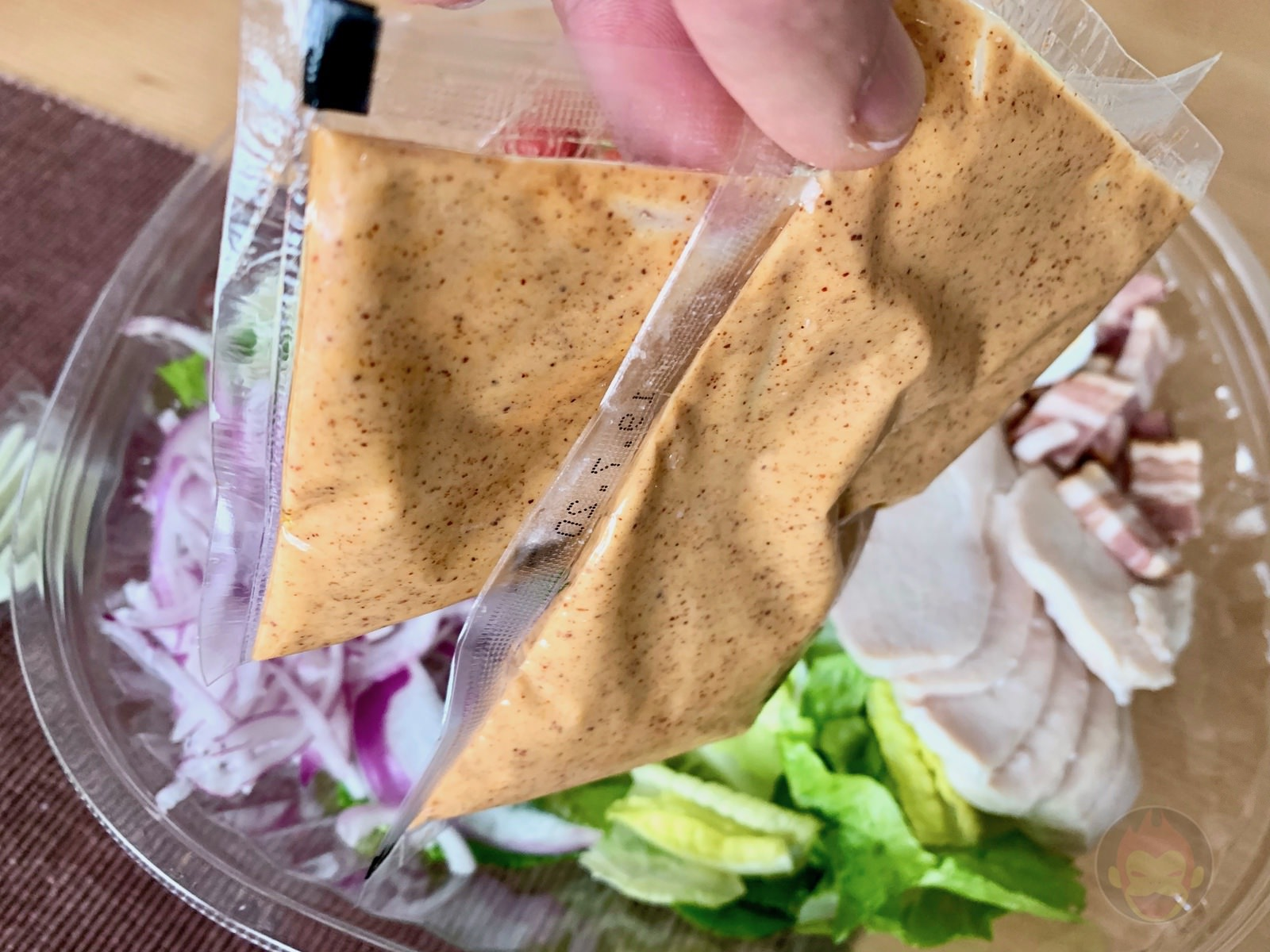 Costco Cobb Salad 06
