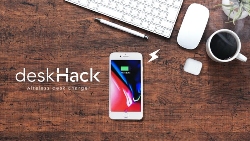 DeskHack Wireless Charger 11