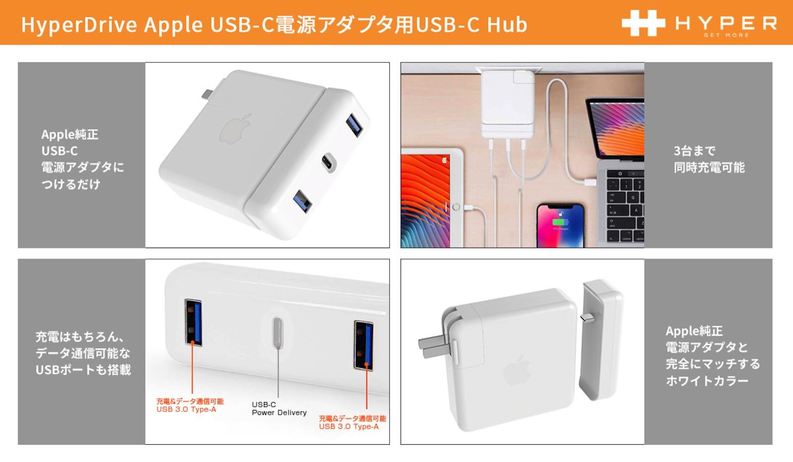 Hyper Drive USB C Hub 2