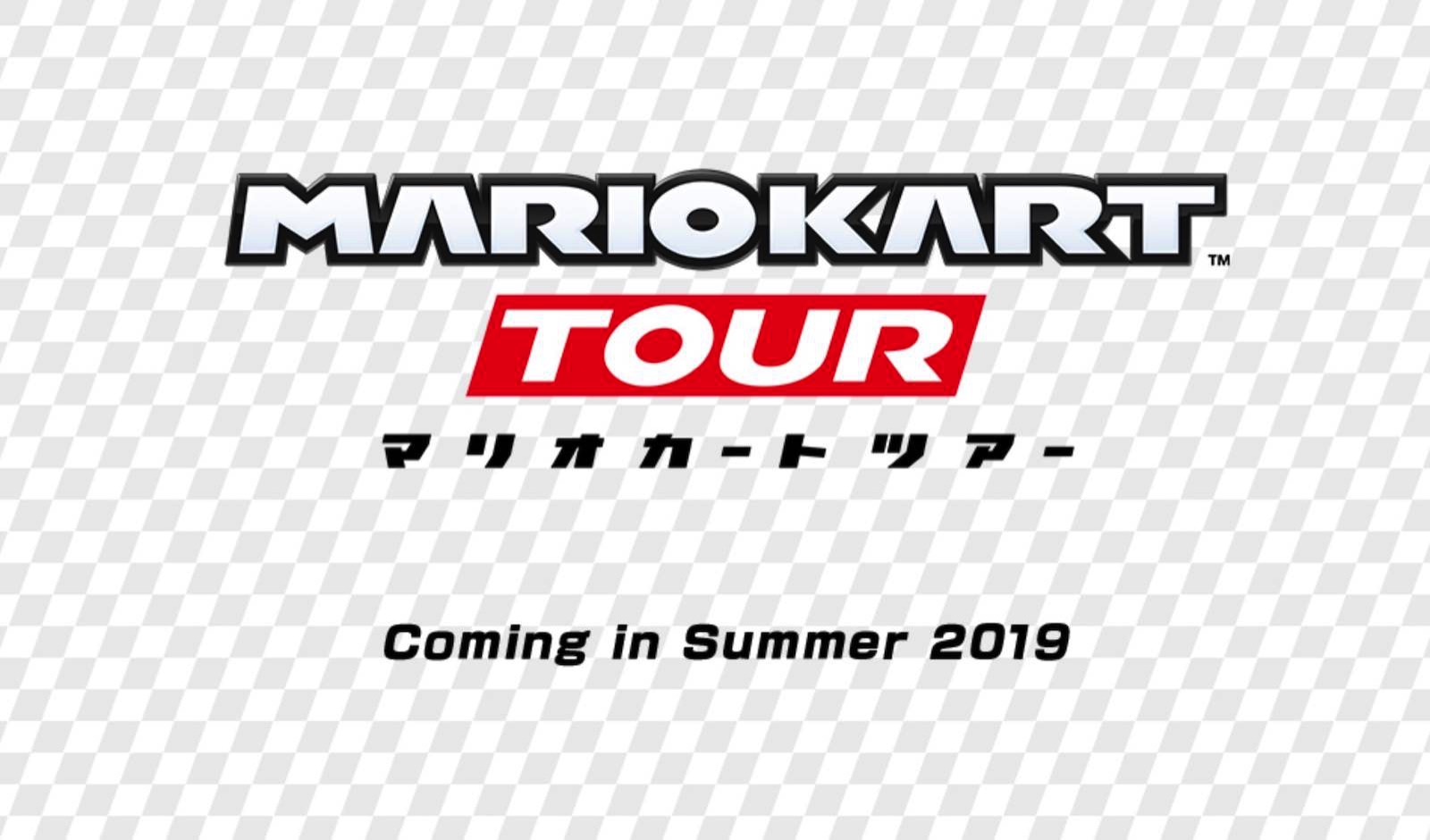 Mario Cart Tour Closed Beta for Android
