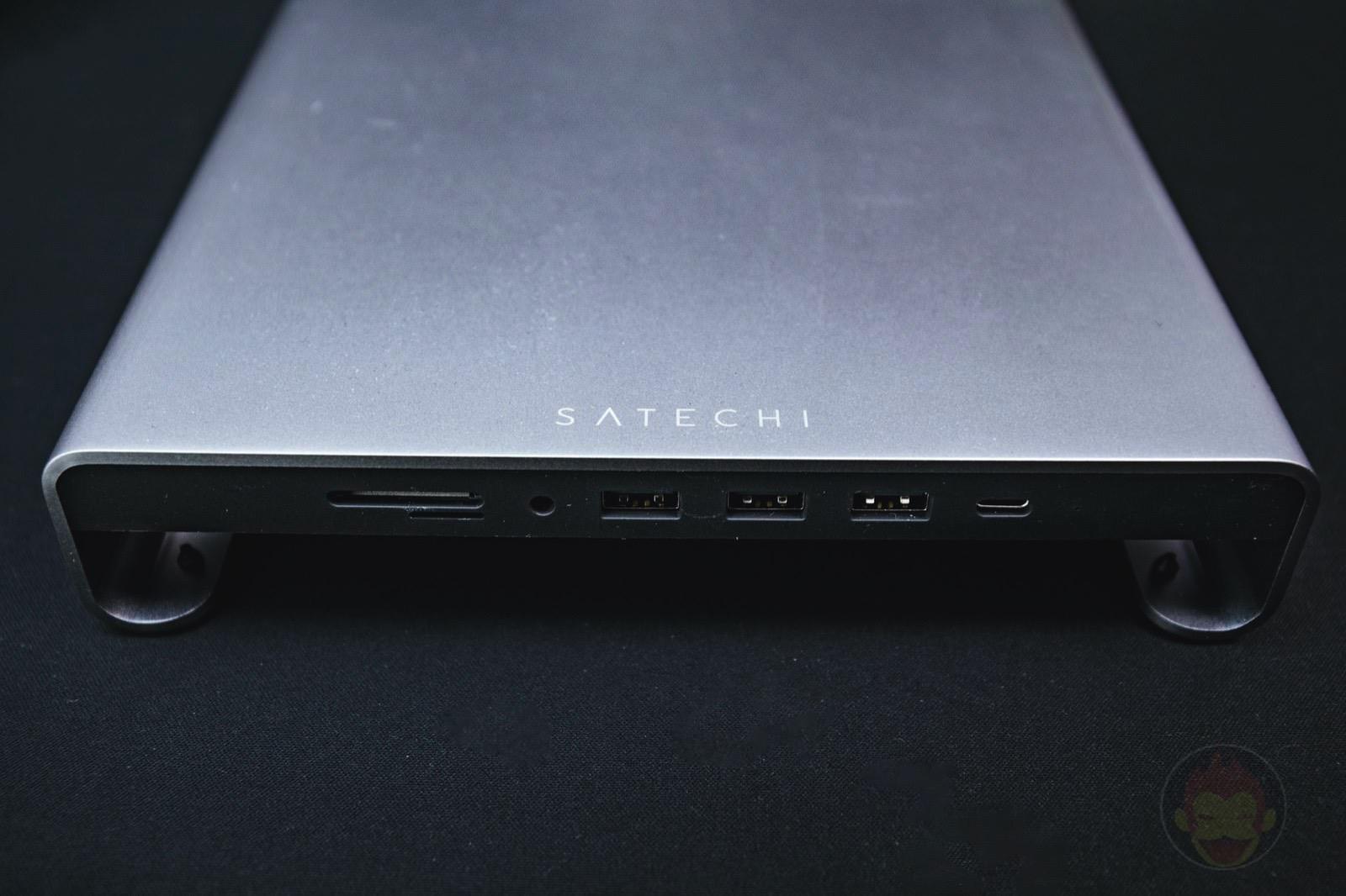 Satechi Type C Aluminium iMac Stand Review 01
