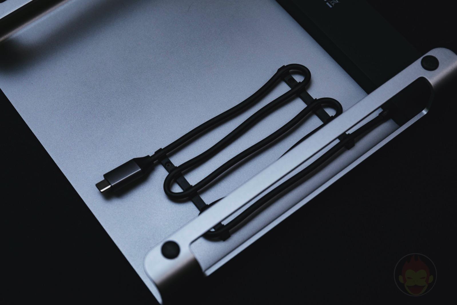 Satechi Type C Aluminium iMac Stand Review 04