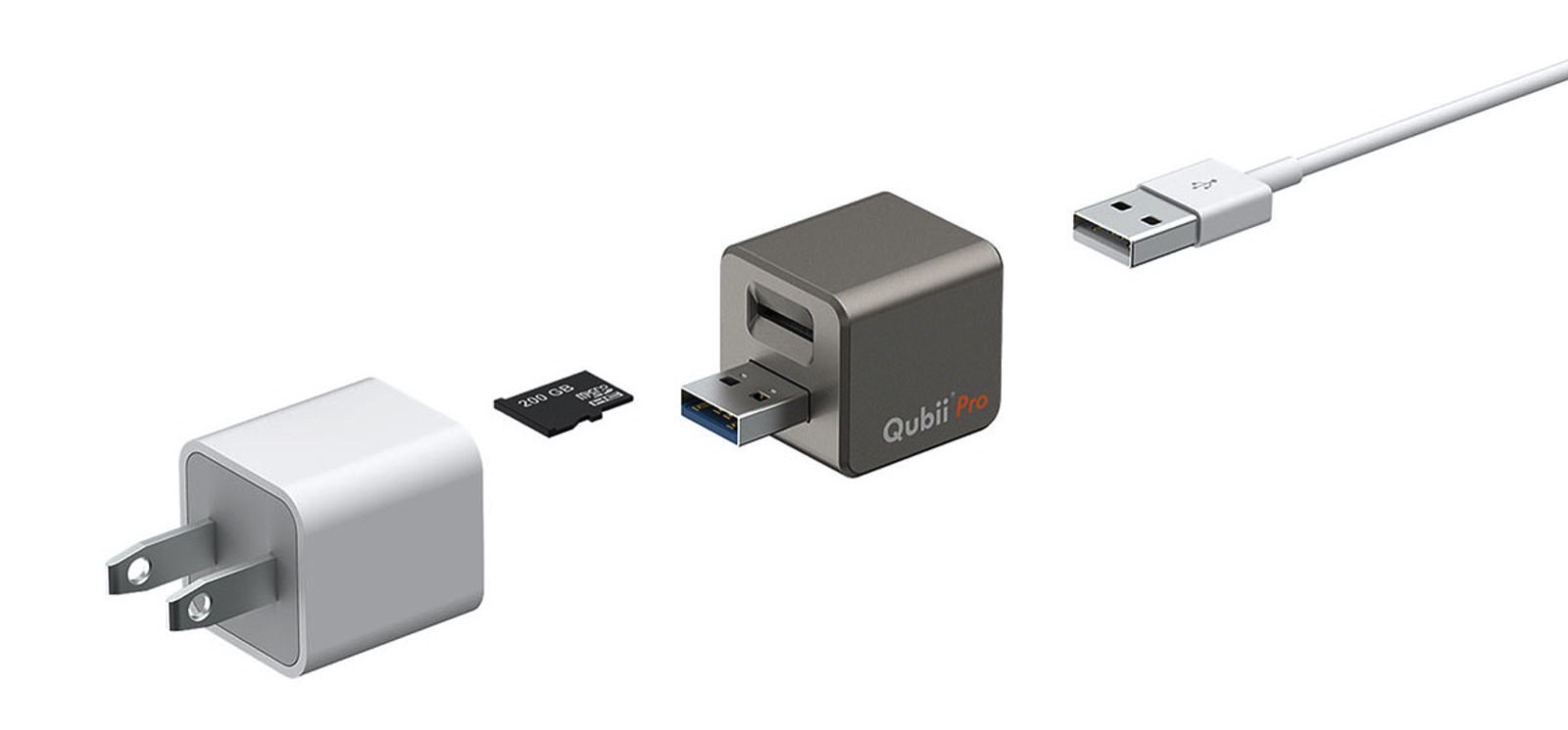IPhone Storage hardware qubii pro 01