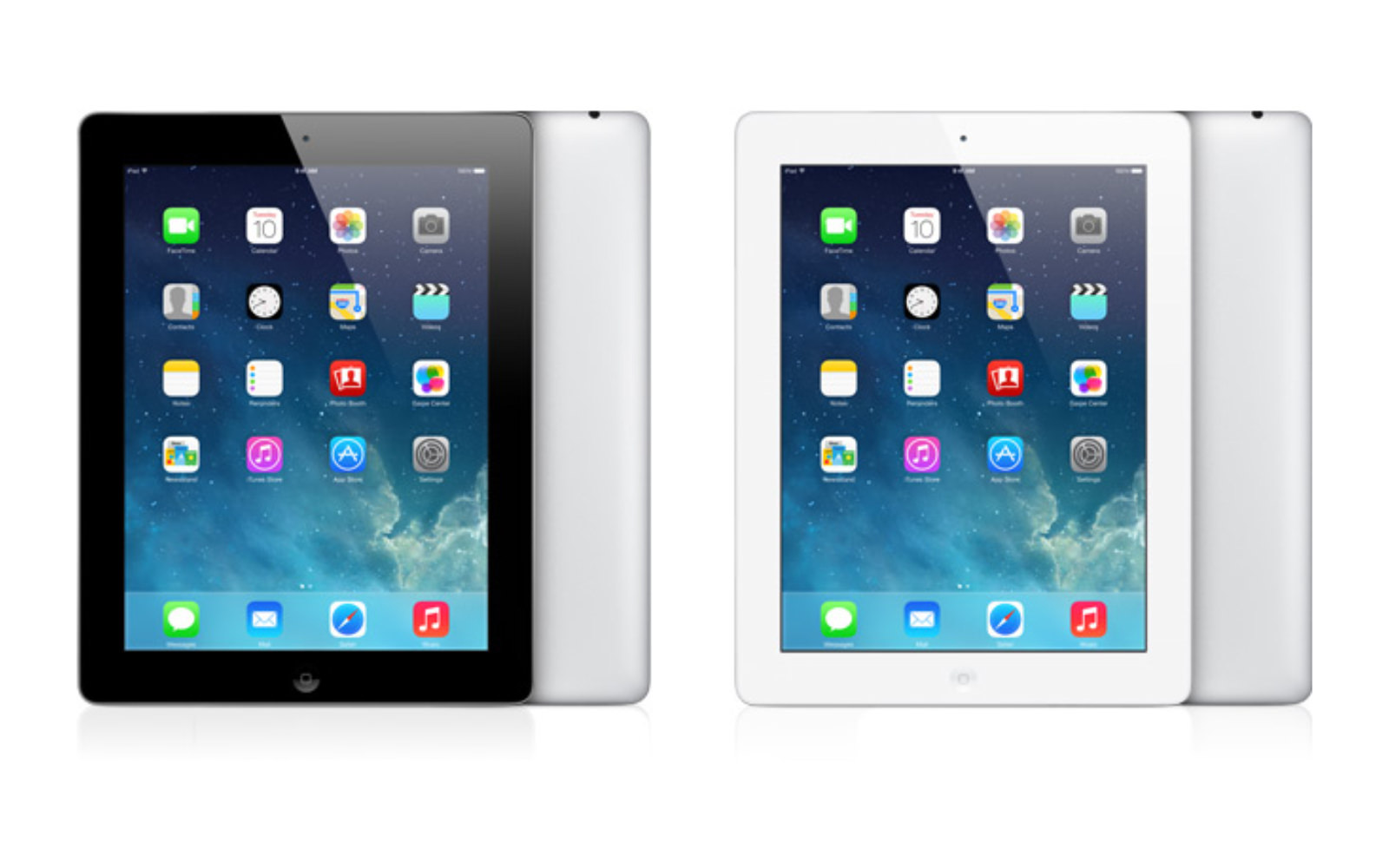Ipad 2 official images