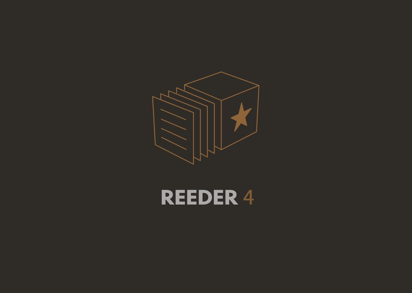 Reeder 4 for mac and iphone