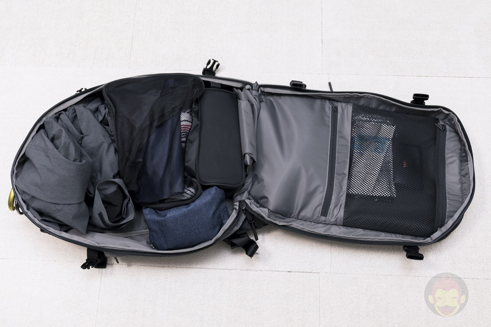 Aer Travel Pack 2 Backpack Review 26