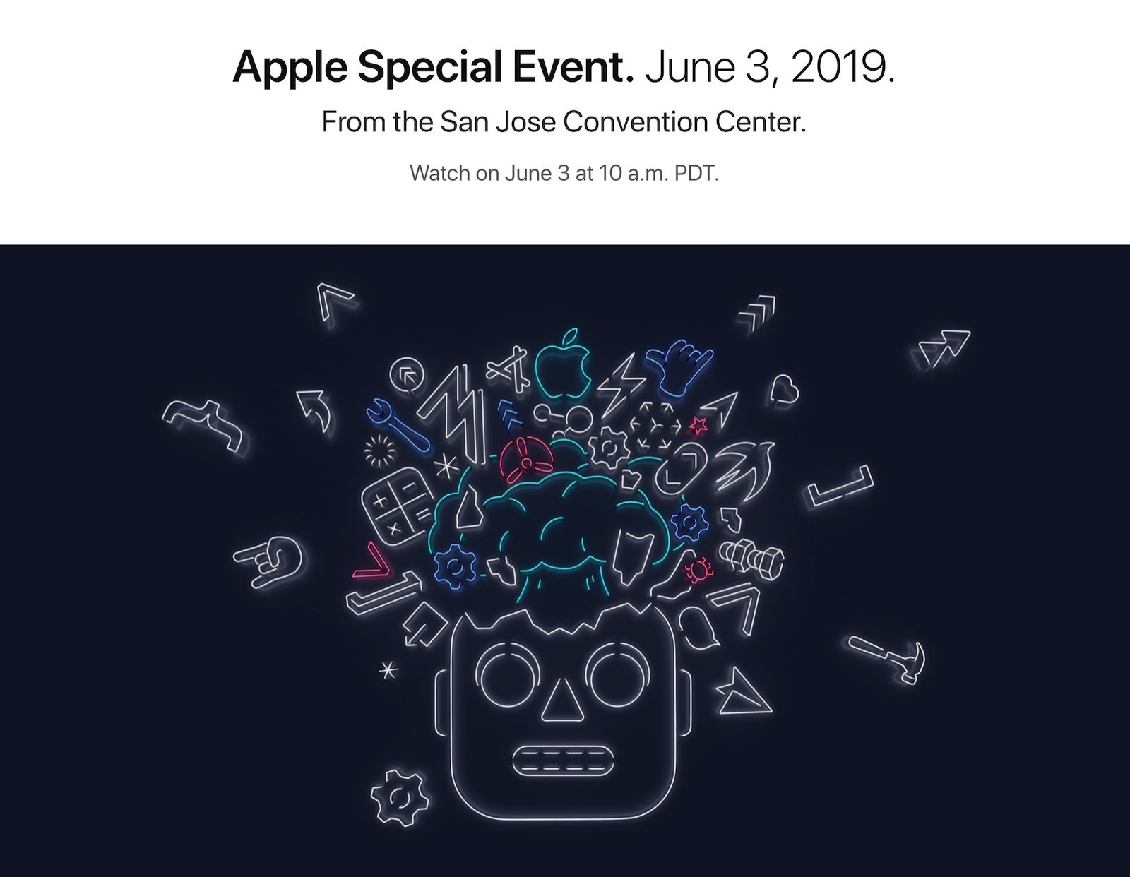 Apple WWDC19 Live Streaming