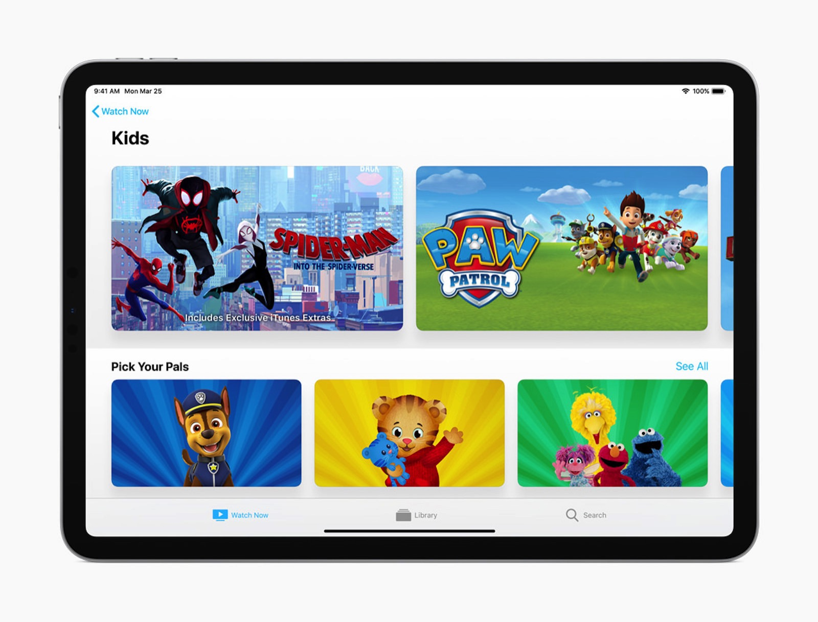 Apple tv kids ipad screen 05102019