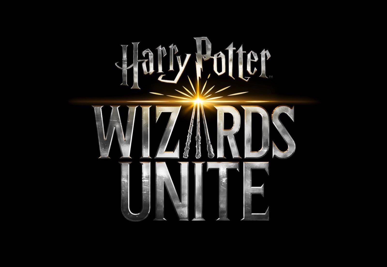 Happy Potter Wizards Unite
