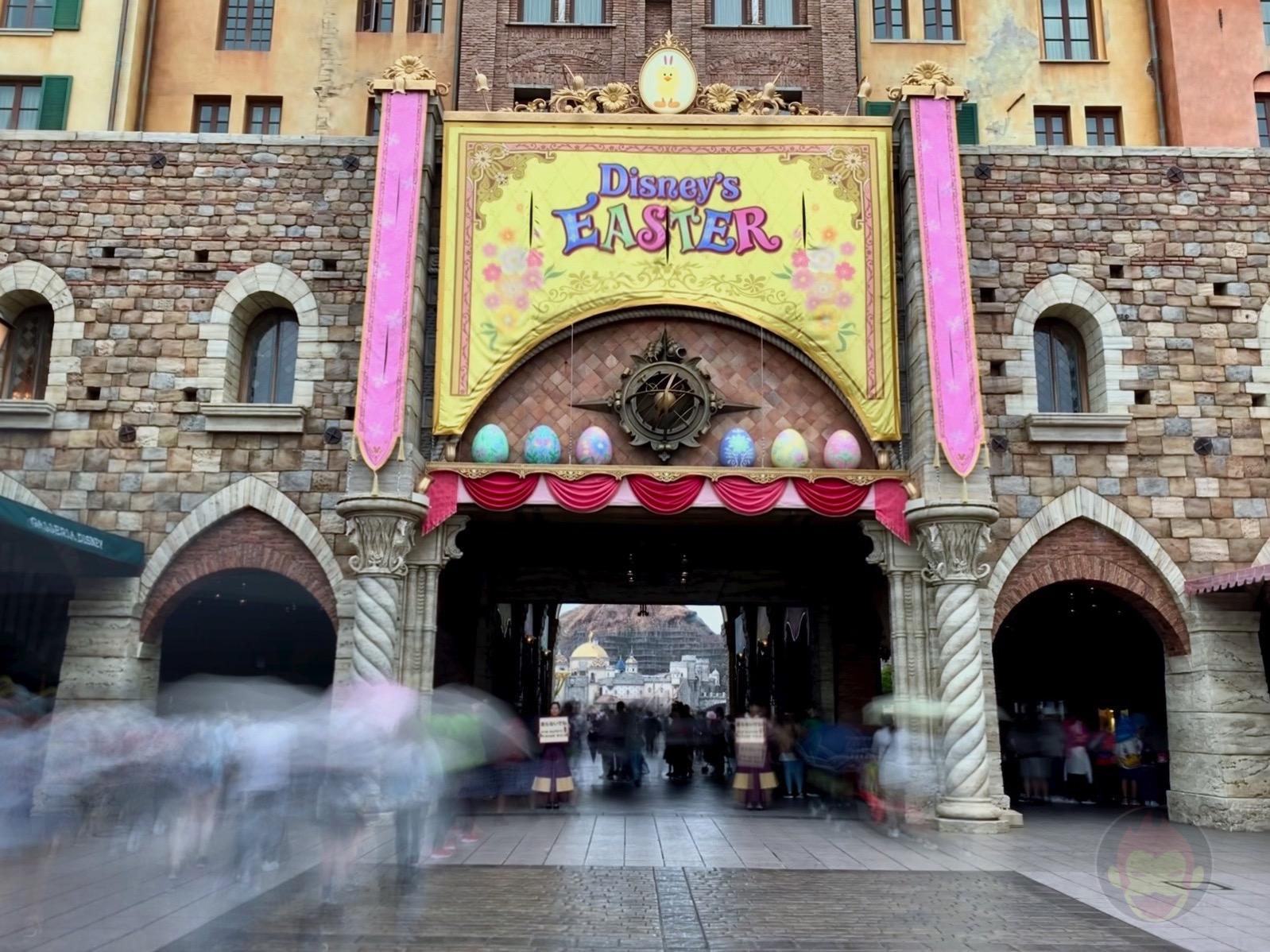 Have fun at disney sea with 2yr daughter 04