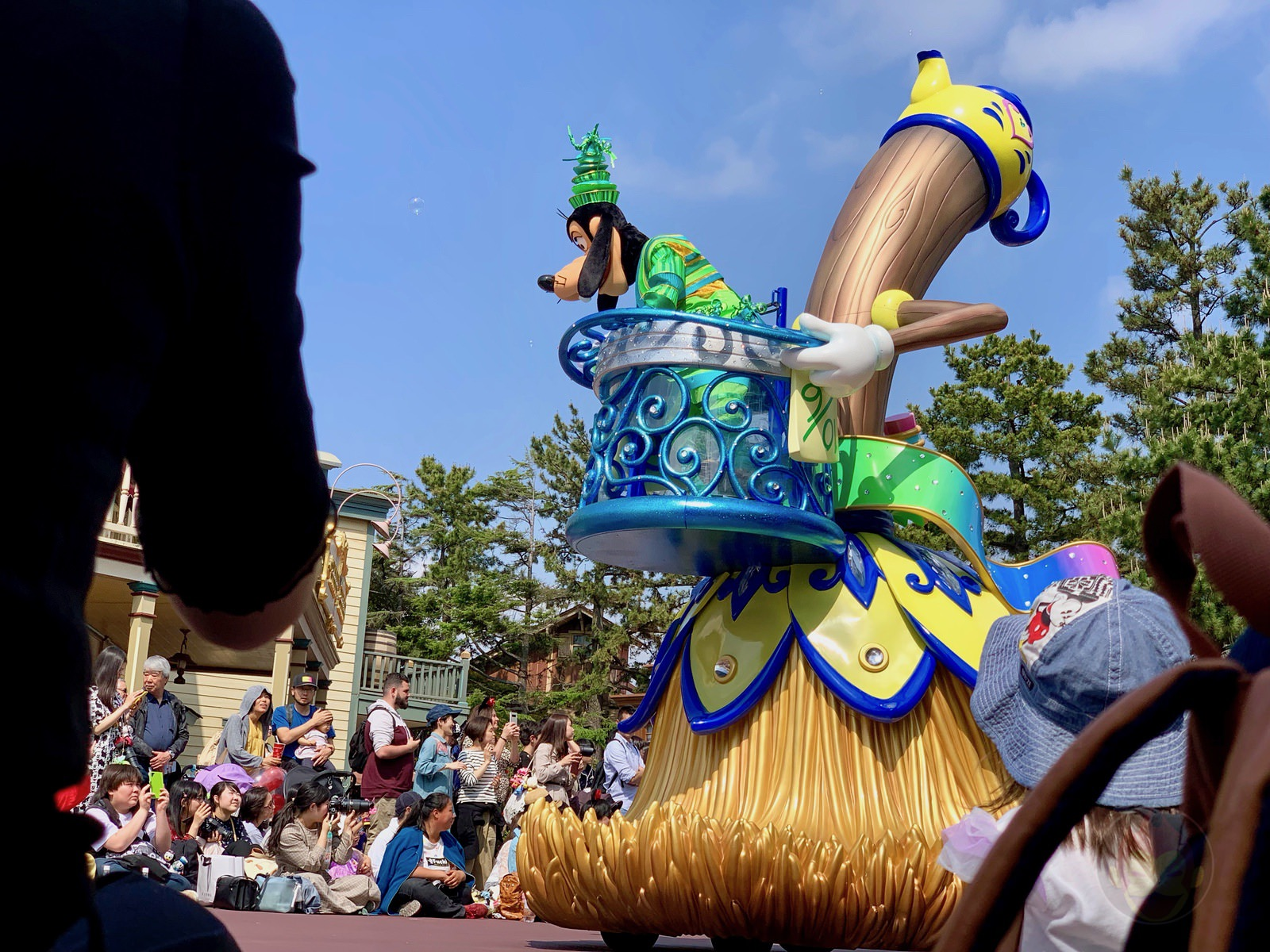 Tokyo Disney Land with 2yr old daughter 05