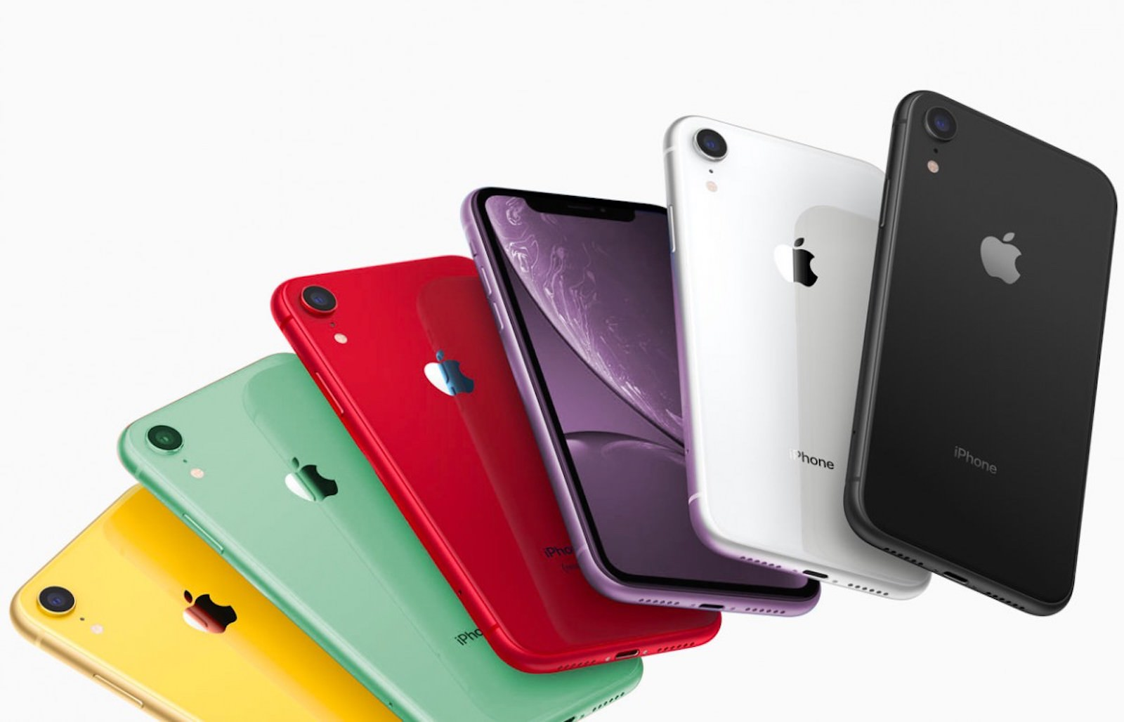 Iphone xr coloris 2019 v2