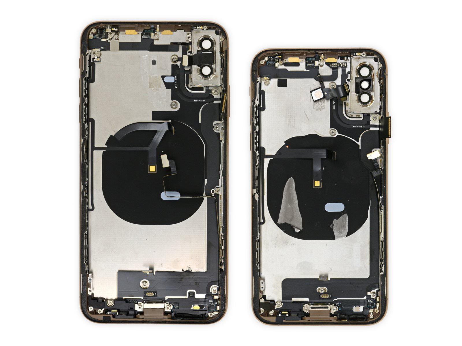 Iphone xs xsmax ifixit