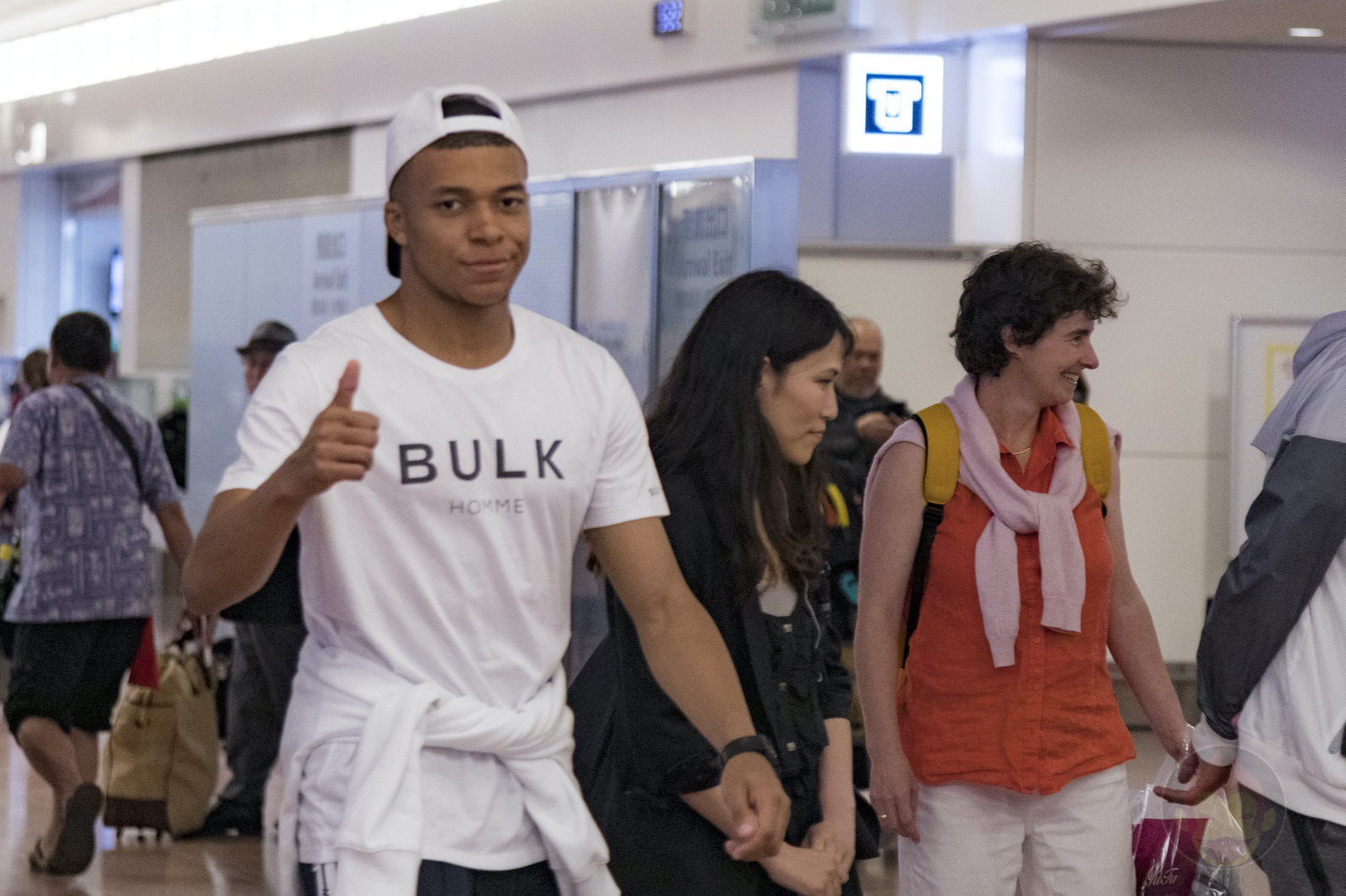 Kylian Mbappé Comes to Japan 04