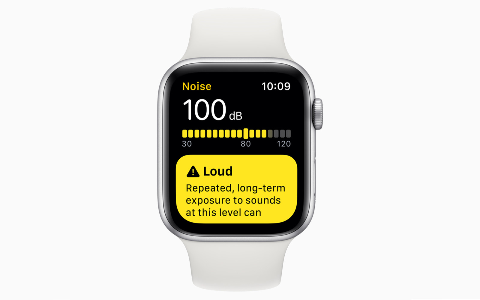 Apple Noise App for Watch