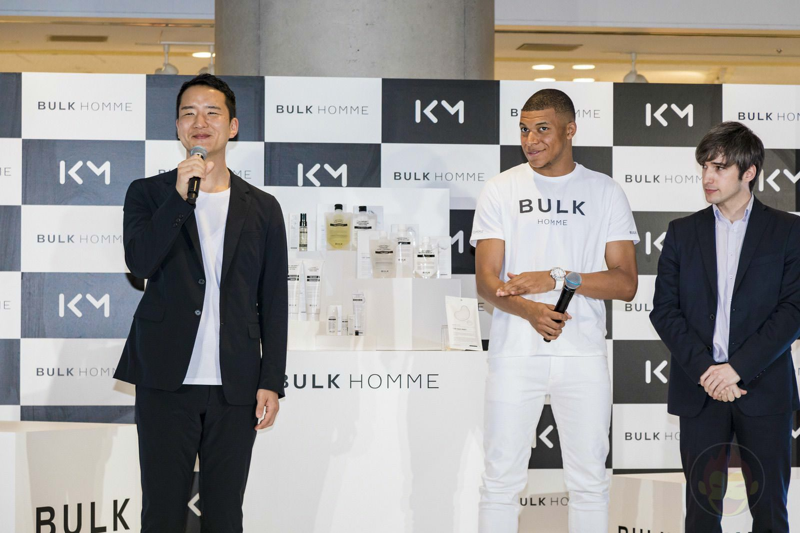 BULK HOMME Pop Up Store 17